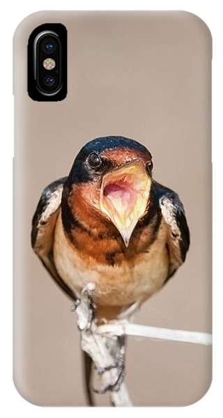 I'm Talking To You IPhone Case