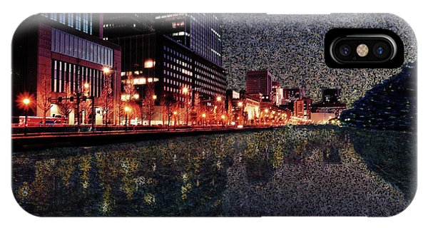 Impression Of Tokyo IPhone Case