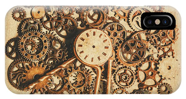 Factory iPhone Case - Improvised Time by Jorgo Photography - Wall Art Gallery