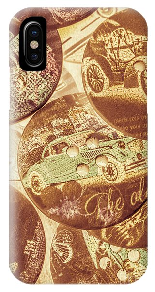 Vehicles iPhone Case - In Fashion Of Classic Cars by Jorgo Photography - Wall Art Gallery