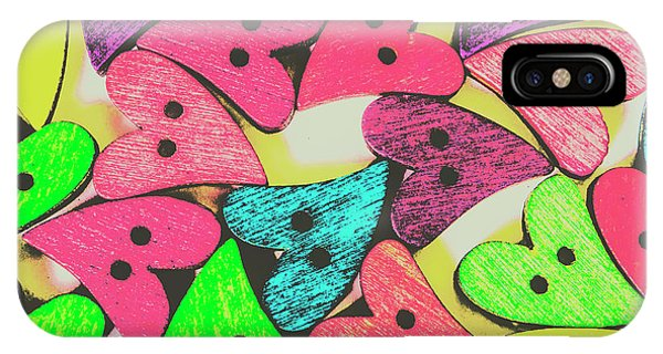 Romantic Background iPhone Case - In Romantic Fashion by Jorgo Photography - Wall Art Gallery