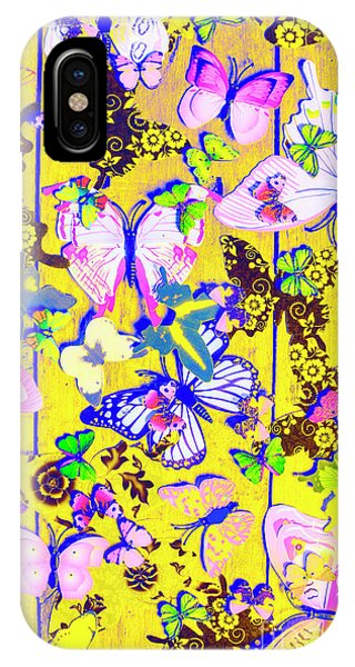 Moth iPhone Case - In Summer Sentiment by Jorgo Photography - Wall Art Gallery