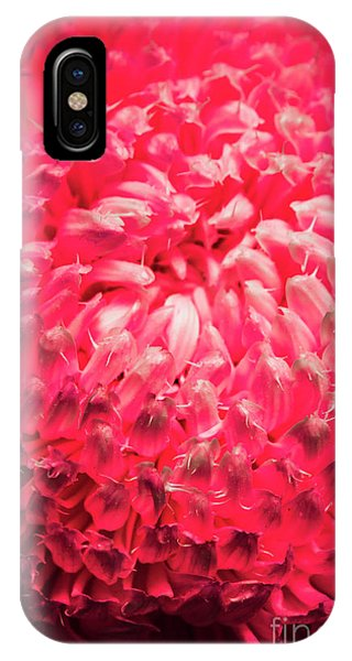 Garden Wall iPhone Case - In Wild Detail by Jorgo Photography - Wall Art Gallery