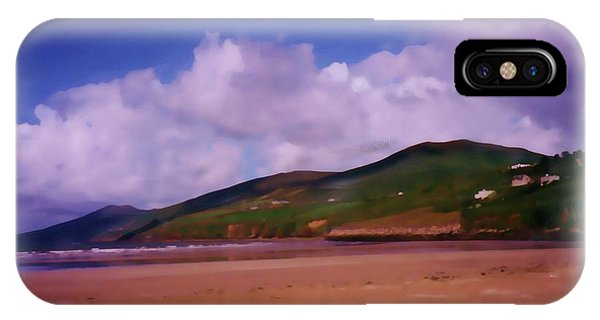 Inch Beach Painting IPhone Case