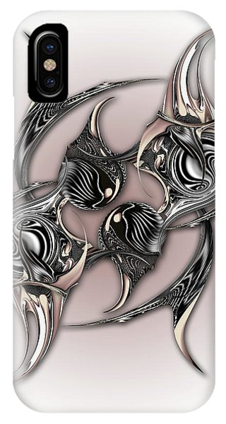 Interfering Reality Desire IPhone Case