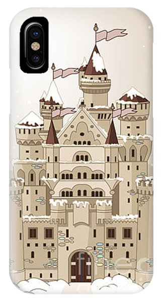 Fairy Tales iPhone Case - Invitation Card With Magic Fairy Tale by Pushkin