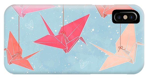 Peace iPhone Case - Invitation Or Greeting Card Template by Maria Sem