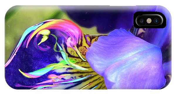 Iris Osirus IPhone Case