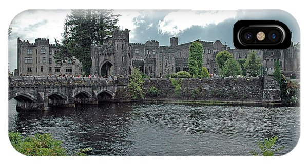 IPhone Case featuring the photograph Irish Castle by Mark Duehmig