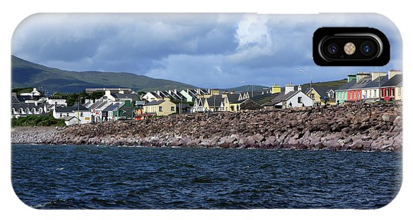 Irish Seaside Village, Co Kerry  IPhone Case