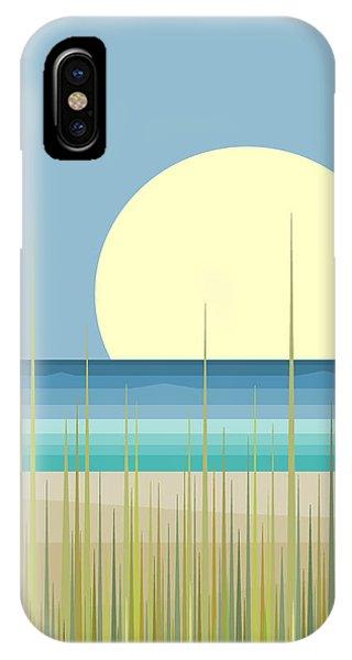 Island Beach IPhone Case