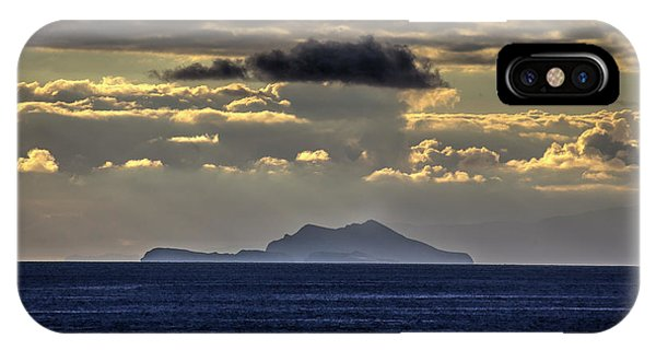 Island Cloud IPhone Case
