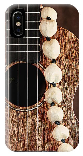 Necklace iPhone Case - Island Music by Tom Mc Nemar