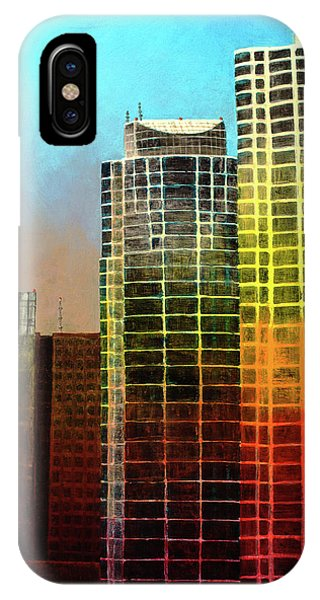 It Takes A Rainbow IPhone Case