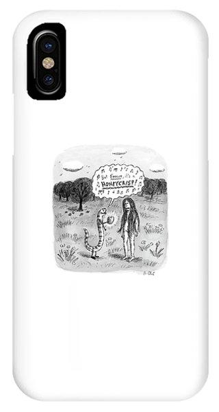 It's A Honeycrisp IPhone Case