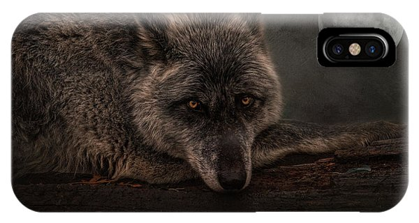 Its A Lonely Night  IPhone Case