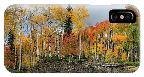 It's All About The Trees IPhone Case