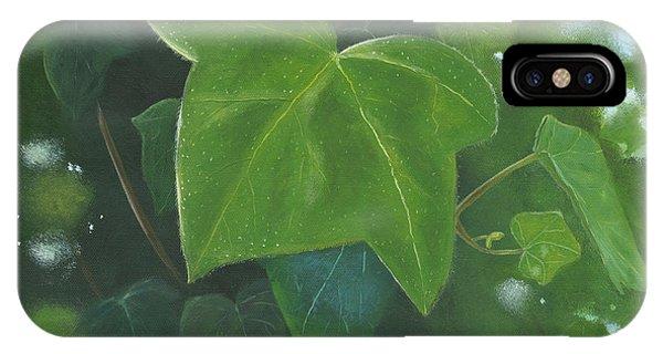 Ivy Waltz IPhone Case