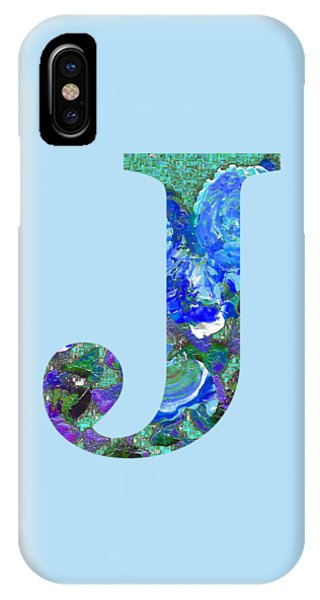 J 2019 Collection IPhone Case