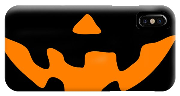 Jackolantern Happy Halloween Pumpkin IPhone Case