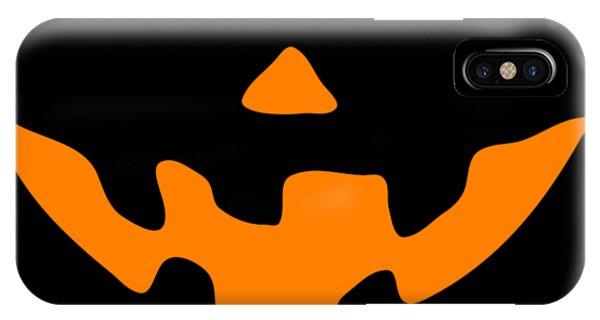 Jackolantern Pumpkin Happy Halloween IPhone Case