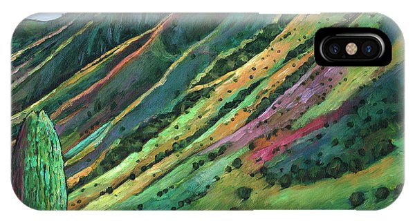 Teton iPhone Case - Jackson Hole by Johnathan Harris