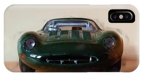 Jaguar Xj13 IPhone Case