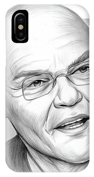 Political iPhone Case - James Carville by Greg Joens