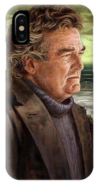Andrew iPhone Case - Jamie Wyeth Portrait by Garth Glazier