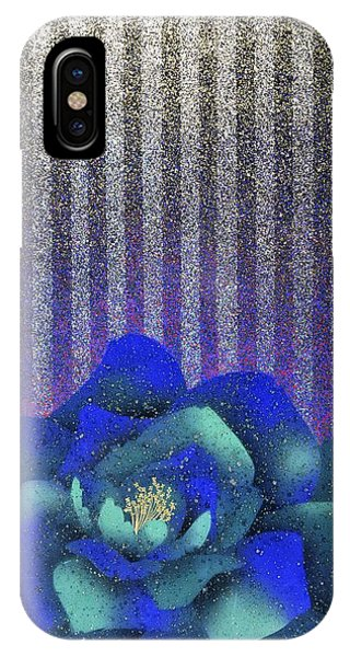 Peony iPhone Case - Japanese Modern Interior Art #48 by ArtMarketJapan
