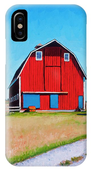 Whidbey iPhone Case - Jenne Farm by Stacey Neumiller