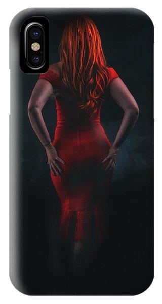 Jessicas Back IPhone Case