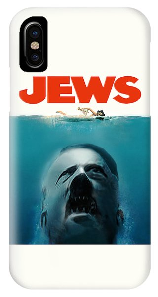 Jewish Humor iPhone Case - Greatest Predator by Anisa Lesta