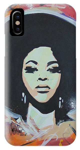Jill So Beautiful IPhone Case