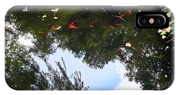 Jing An Park II IPhone Case