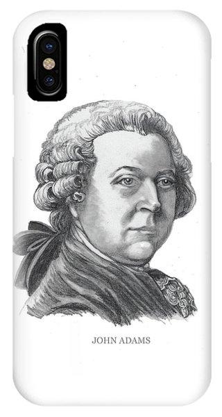 John Adams IPhone Case