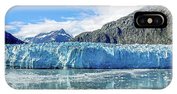 John Hopkins Glacier 1 IPhone Case