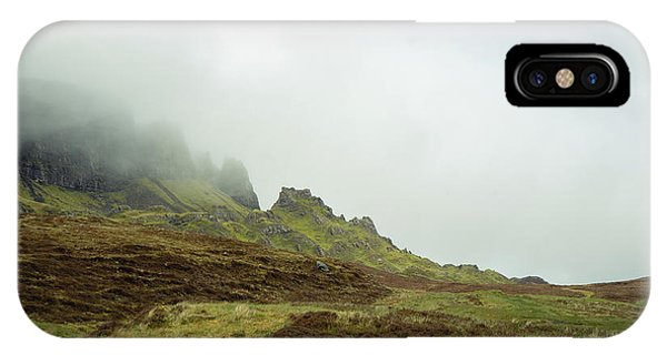 Journey To The Quiraing IPhone Case
