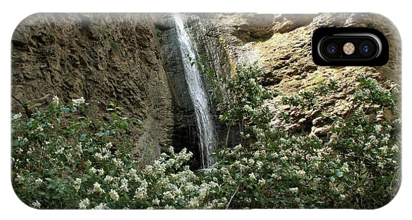 Jump Creek Falls Canyon IPhone Case