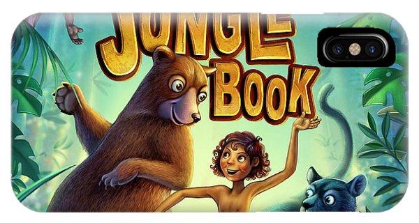 Jungle Book IPhone Case