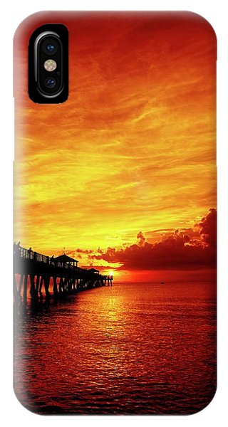 Juno Pier 2 IPhone Case