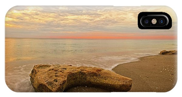 Jupiter Beach IPhone Case