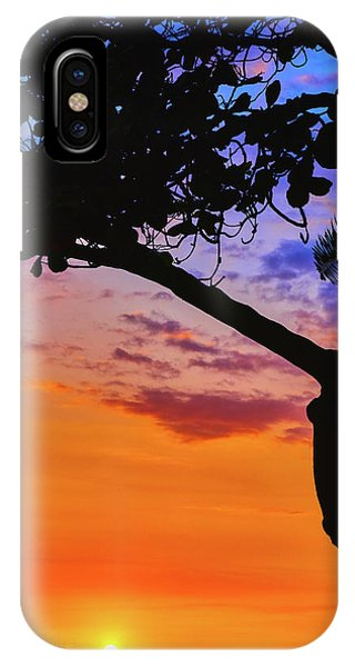 Just Another Kona Sunset IPhone Case
