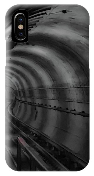 Just Around The Bend IPhone Case