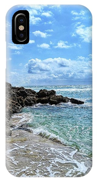 Just Beachy IPhone Case