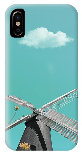 Just Breathe IPhone Case