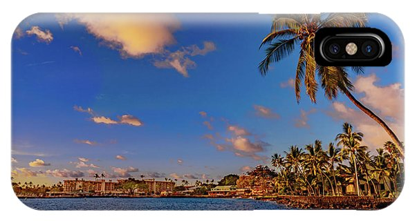 Kailua Bay IPhone Case