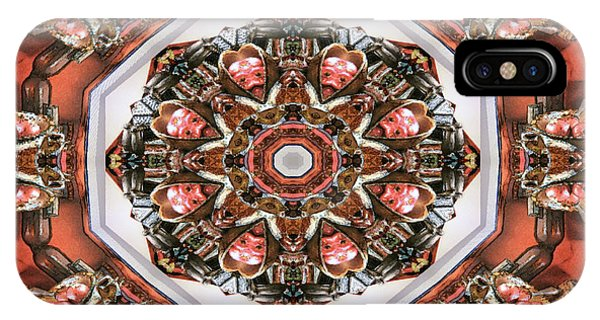 Kaleidoscope Of Apple Still Life IPhone Case
