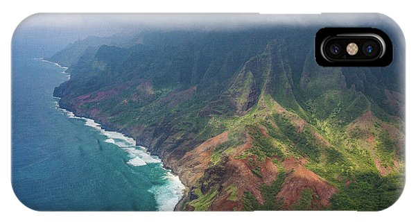 iPhone Case - Kauai Is This by Steven Lapkin