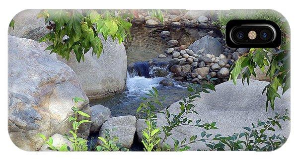 Kaweah River IPhone Case